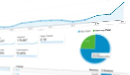 開設6ヶ月目のブログのアクセスや収入などをずばり紹介。
